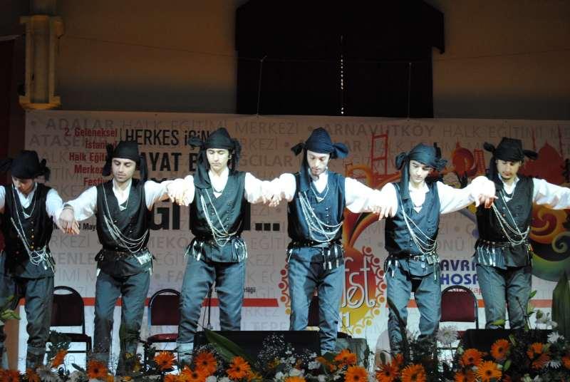 Karadeniz Yöresi Halk oyunları-Horon Ekibi