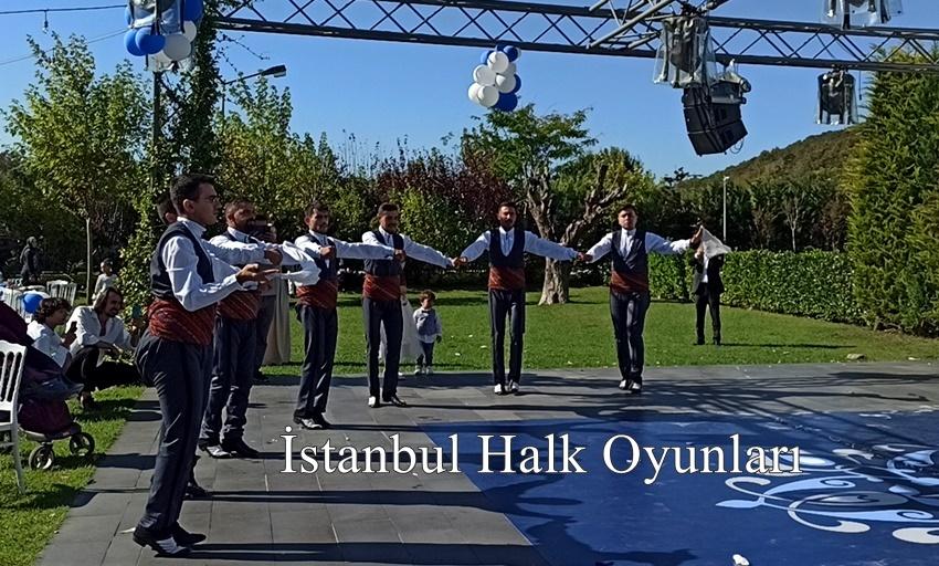 İstanbul Halk Oyunları Ve Folklor Ekibi