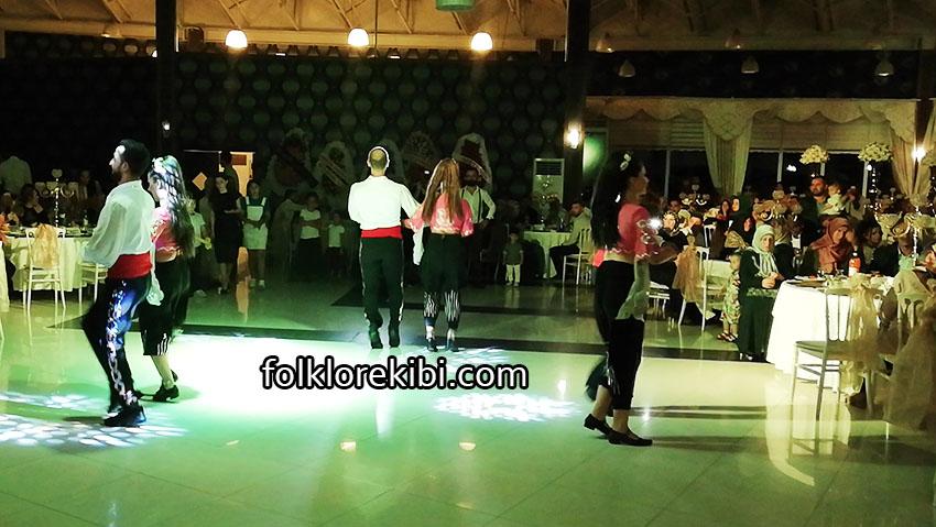 yöresel halk dansları