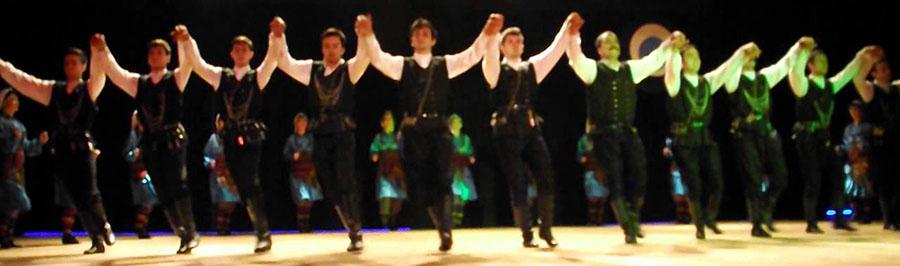 folklor ekibi organizasyonu