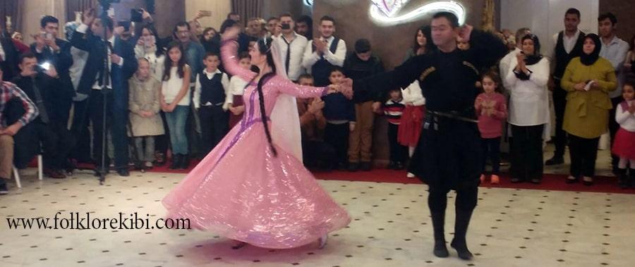 kafkas halk dansları
