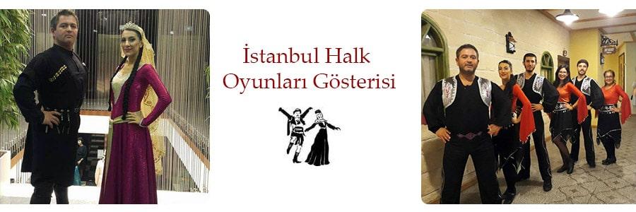 istanbul halk oyunu gösterisi