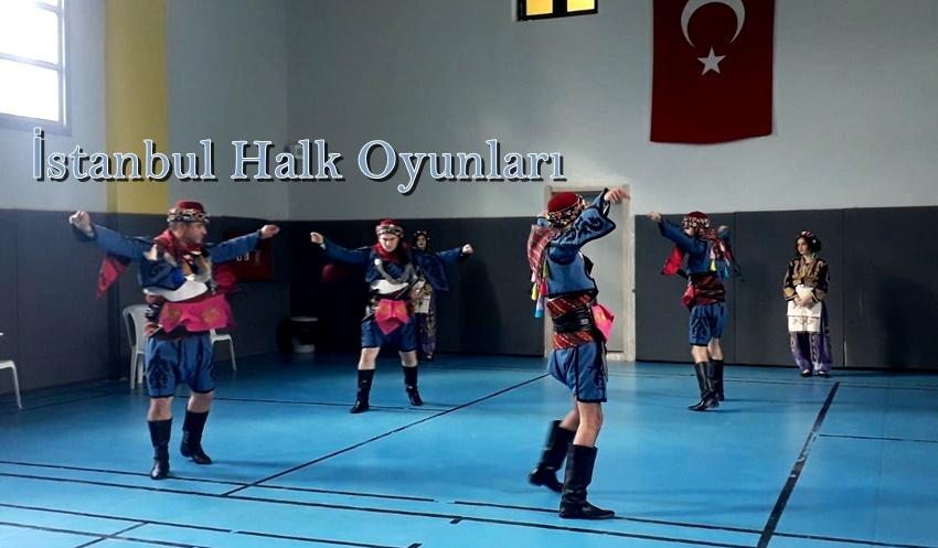 İstanbul Zeybek Ekibi Gösterisi