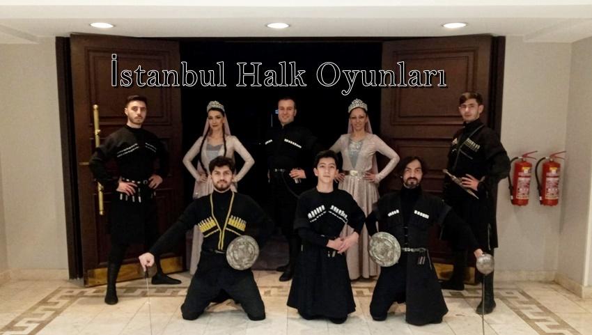 Kafkas ekibi halk dansları
